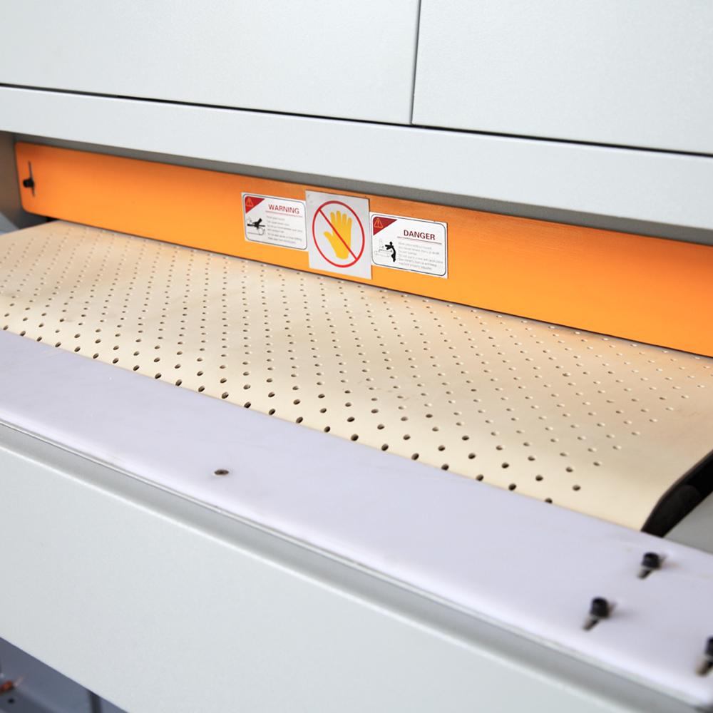 SG1030-JS+D 干式加工的拉絲、拋光、去毛刺、倒圓角一體機