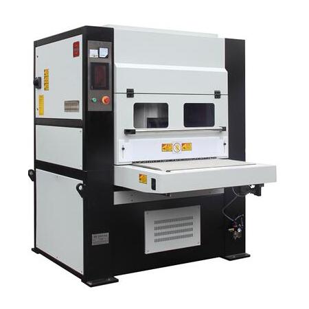 SGP800 穩定高效的去毛刺、倒圓角、拉絲設備